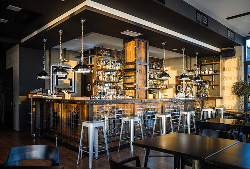 Coffee Store Design