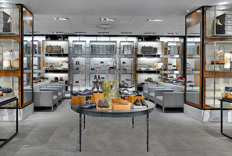 Shoe Store Furniture