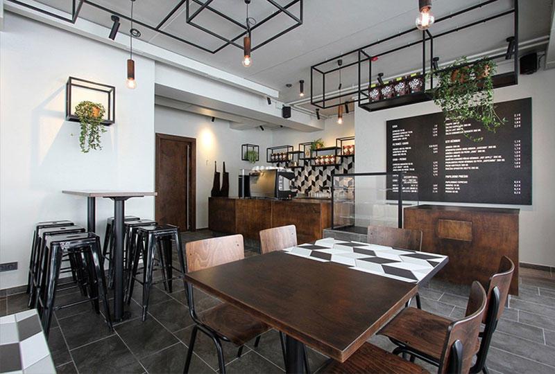 Coffee Shop Decoration Designs