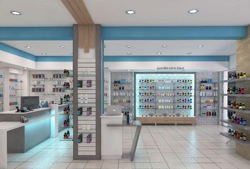 Modern Pharmacy Design