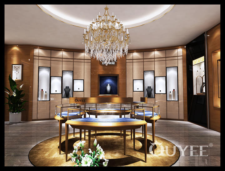 Considerations Of Jewelry Store Design Jewellery Display Cabinet