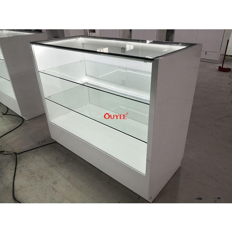 Cannabis Dispensary Display Pharmacy Medicine Cabinet Pharmacy Counter Furniture