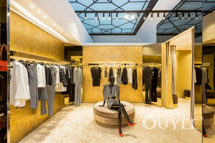 How To Design A Charming Clothing Retail Shop Guangzhou Ouyee Display Co Ltd
