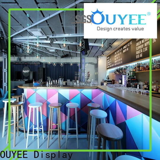best design coffee shop counter for sale commercial at discount for restaurant
