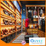 high-end types of fixtures used in retail stores high-end manufacturer underwear display
